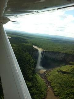 CDA 2012 aerial view of falls